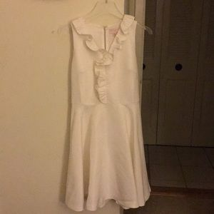 Ted Baker London white dress size 2